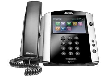 vvx 600 phone