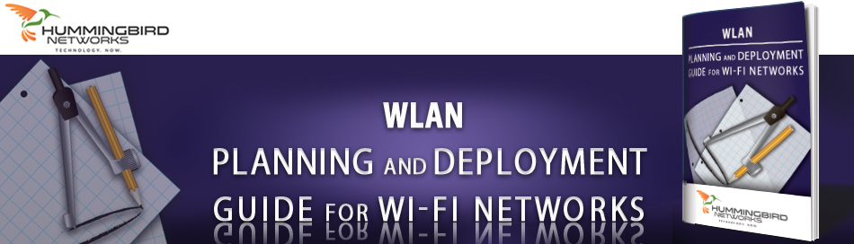 planning guide for wi-fi networks