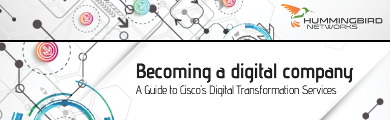 A Guide to Cisco's Digital Transformational Services