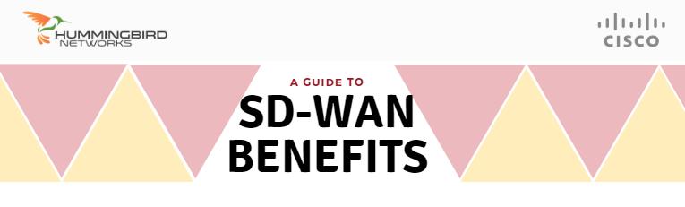 SD-WAN Benefits