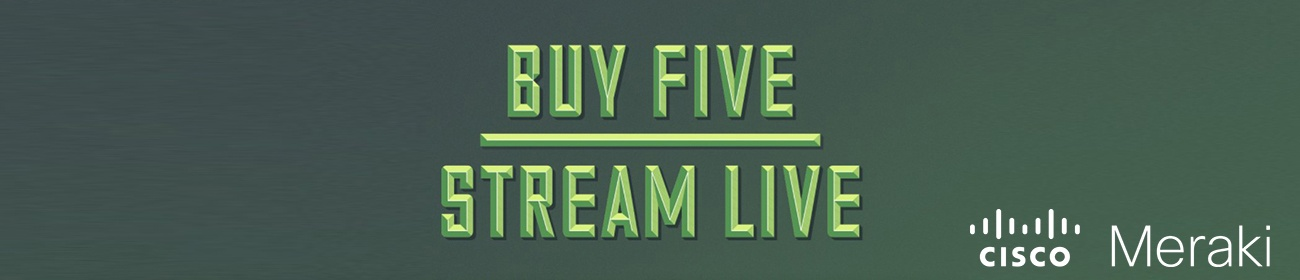 buy 5 stream live