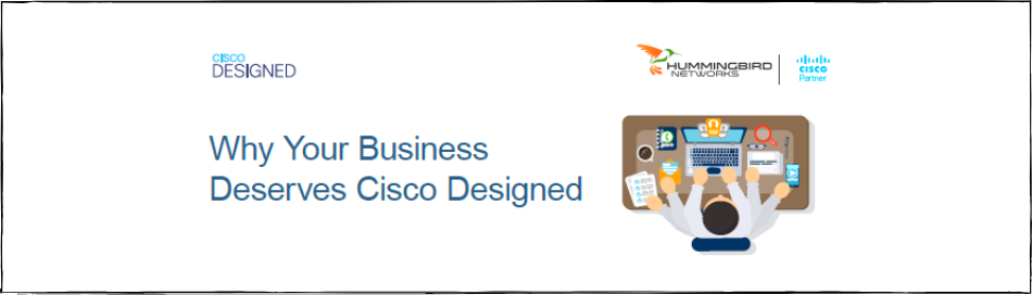 cisco landing page banner